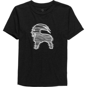 Backcountry Scribble Goat T-Shirt - Kids'