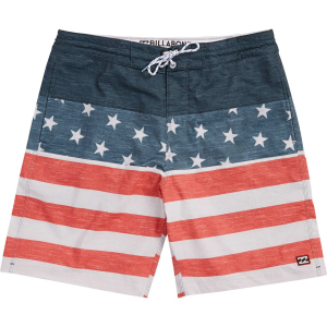 Billabong Tribong Interchange Lo Tides Board Short - Boys'