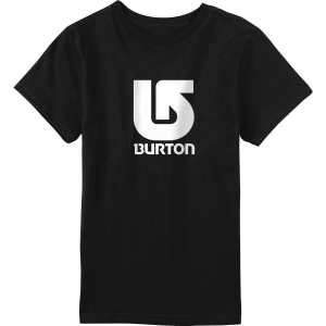 Burton Logo Vertical T-Shirt - Short-Sleeve - Boys'