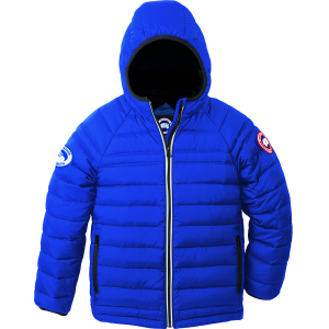 Canada Goose Polar Bears International Sherwood Hooded Down Jacket - Boys'