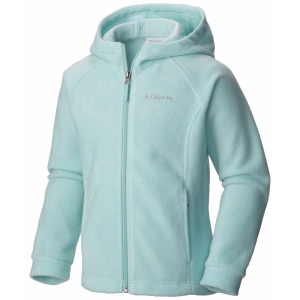 Columbia Benton II Hooded Fleece Jacket - Girls'