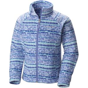Columbia Benton Springs II Printed Fleece Jacket - Infant Girls'