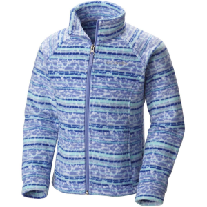 Columbia Benton Springs II Printed Fleece Jacket - Infant Girls'