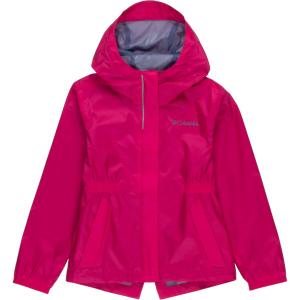 Columbia Explore More Rain Jacket - Girls'