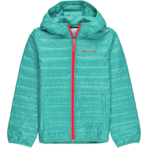 Columbia Flash Forward Hooded Down Jacket - Girls'