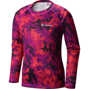 Columbia Midweight Printed Baselayer Crew - Girls'