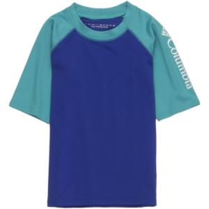 Columbia Mini Breaker II Sunguard - Short-Sleeve - Toddler Girls'