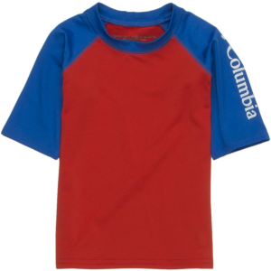Columbia Mini Breaker II Sunguard Top - Short-Sleeve - Toddler Boys'
