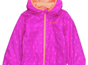 Columbia Mini Pixel Grabber II Wind Jacket - Toddler Girls'
