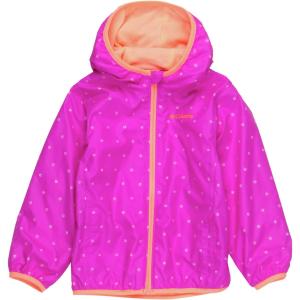 Columbia Mini Pixel Grabber II Wind Jacket - Toddler Girls'