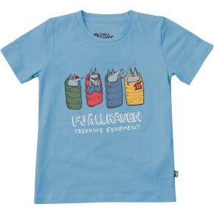 Fjallraven Sleeping Foxes T-Shirt - Short-Sleeve - Boys'