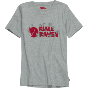 Fjallraven Trek Logo T-Shirt - Short-Sleeve - Boys'