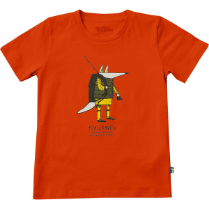 Fjallraven Trekking Fox T-Shirt - Short-Sleeve - Boys'
