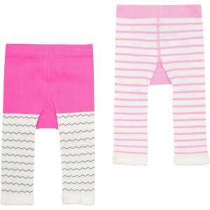Joules Baby Lively Leggings - 2-Pack - Infant Girls'