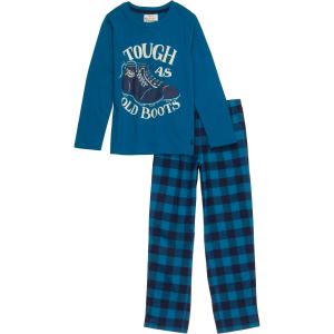 Joules Chantry Cottom Pyjamas - Boys'