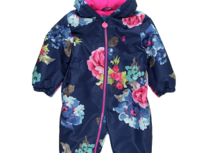 Joules Cosy Snowsuit - Infant Girls'
