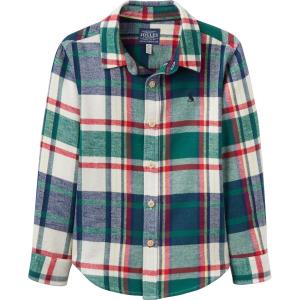 Joules Hamish Shirt - Long-Sleeve - Boys'