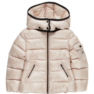 Moncler Berre Down Jacket - Toddler Girls'