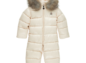 Moncler Crystal Snowsuit - Toddler and Infant Girls'