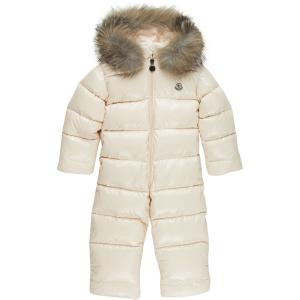 Moncler Crystal Snowsuit - Toddler and Infant Girls'
