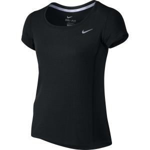 Nike Dri-FIT Contour Shirt - Short-Sleeve - Girls'