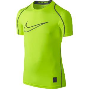 Nike Pro Hypercool Fitted Shirt - Short-Sleeve - Boys'