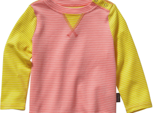 Patagonia Baby Cozy Cotton Crew - Long-Sleeve - Infant Girls'
