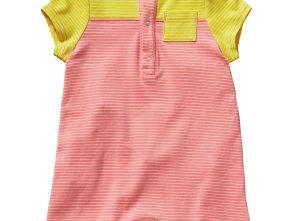 Patagonia Baby Cozy Cotton Shortie - Infant Girls'
