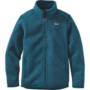 Patagonia Better Sweater Fleece Jacket - Boys'