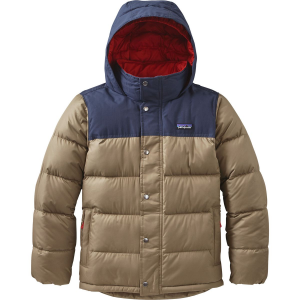 Patagonia Bivy Down Hooded Jacket - Boys'