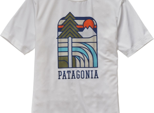 Patagonia Capilene Daily Graphic T-Shirt - Short-Sleeve - Boys'