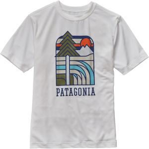 Patagonia Capilene Daily Graphic T-Shirt - Short-Sleeve - Boys'