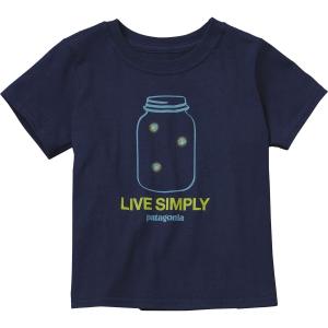 Patagonia Graphic Cotton T-Shirt - Short-Sleeve - Toddler Boys'