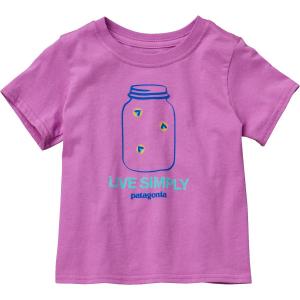 Patagonia Graphic Cotton T-Shirt - Short-Sleeve - Toddler Girls'