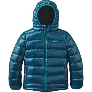 Patagonia Hi-Loft Down Sweater Hooded Jacket - Boys'