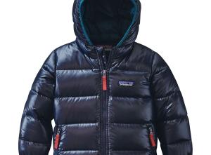Patagonia Hi-Loft Down Sweater Hoodie - Infant Boys'