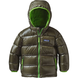 Patagonia Hi-Loft Down Sweater Hoodie- Toddler Boys'