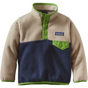 e8150d21c58 Patagonia Lightweight Synchilla Snap-T Fleece Pullover - Toddler Boys