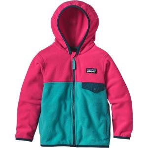 1ddc0e74b07e Patagonia Micro D Snap-T Fleece Jacket – Infant Girls  – Montkid