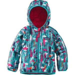 Patagonia Puff-Ball Reversible Jacket - Toddler Girls'