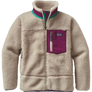 Patagonia Retro-X Fleece Jacket - Girls'