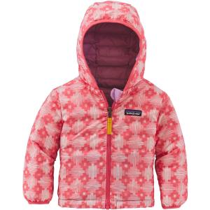 Patagonia Reversible Down Sweater Hoodie - Infant Girls'