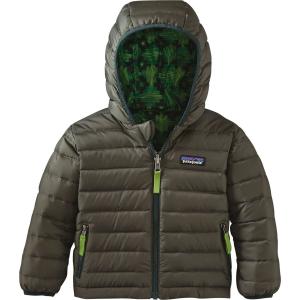 Patagonia Reversible Down Sweater Hoodie - Toddler Boys'