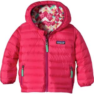 Patagonia Reversible Down Sweater Hoodie Toddler Girls Montkid