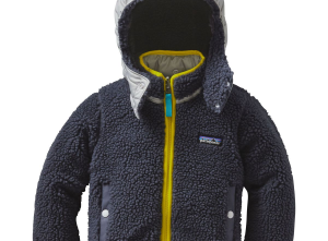 Patagonia Reversible Tribbles Hooded Jacket - Toddler Boys'