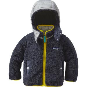 Patagonia Reversible Tribbles Hooded Jacket - Toddler Boys'