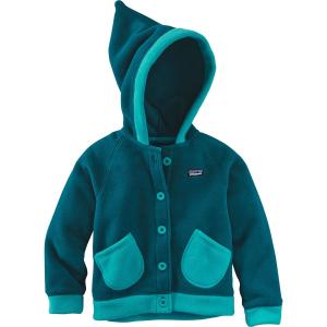 Patagonia Swirly Top Fleece Jacket - Infant Boys'