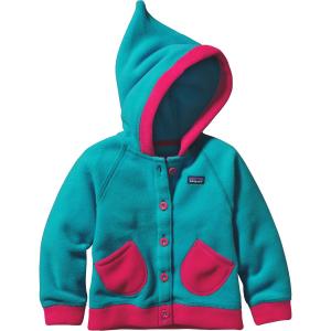 Patagonia Swirly Top Fleece Jacket - Infant Girls'