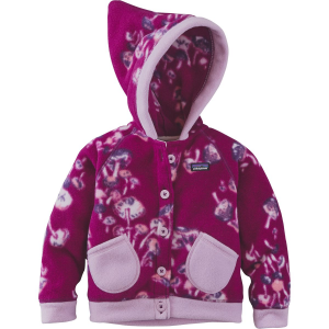Patagonia Swirly Top Fleece Jacket - Toddler Girls'