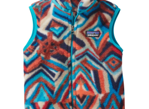 Patagonia Synchilla Vest - Toddler Boys'